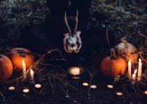Helloween passar på halloween
